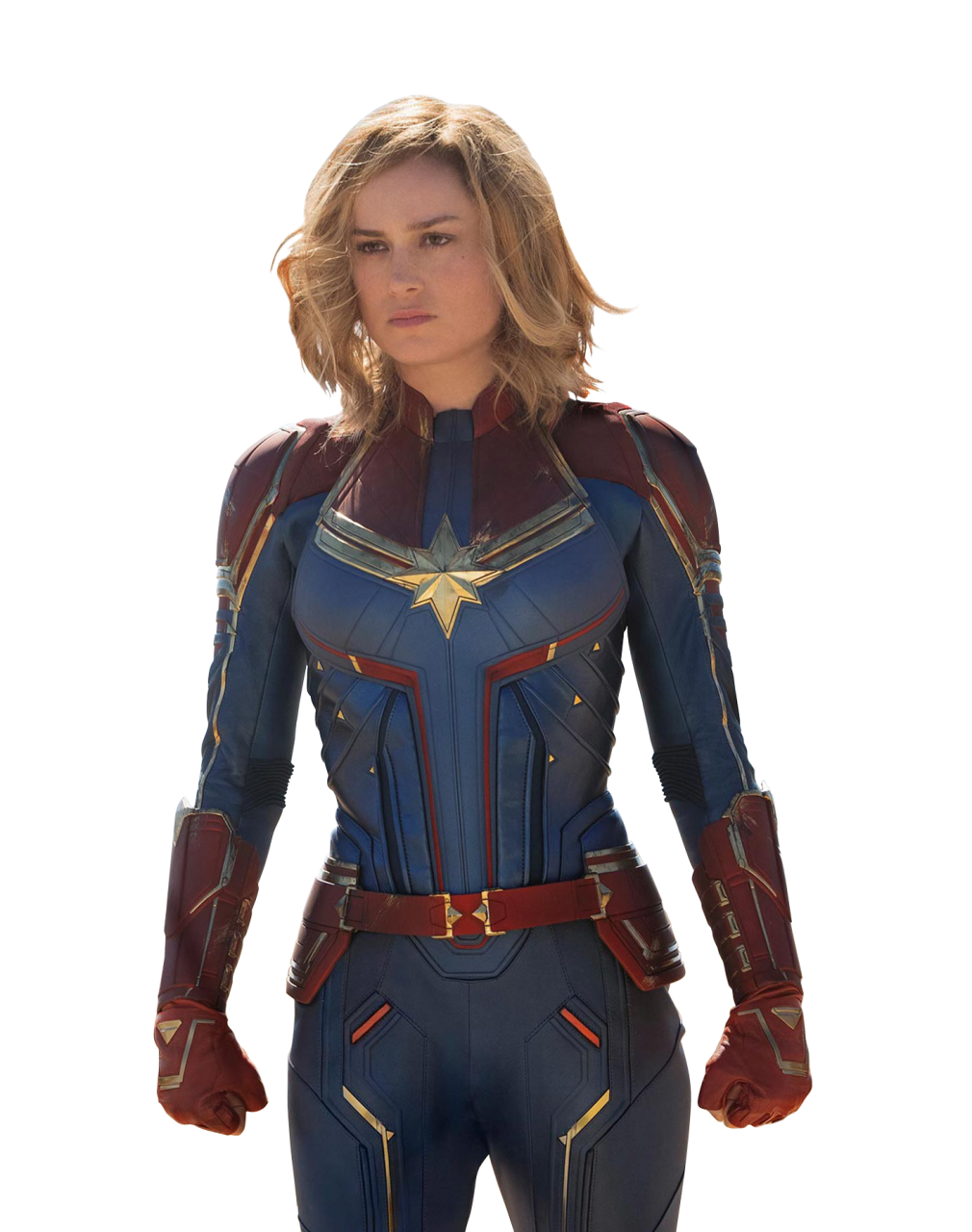 Captain marvel png. Brie larson from infinity