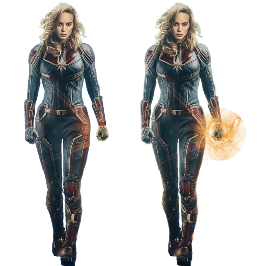 Captain marvel png. By gasa on deviantart
