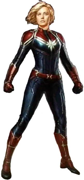 Captain marvel png. Mcu by davidbksandrade on