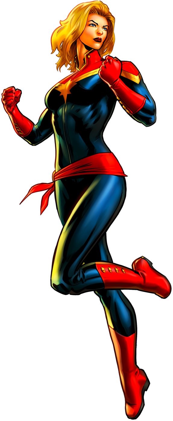 Captain marvel png. Image by alexiscabo d