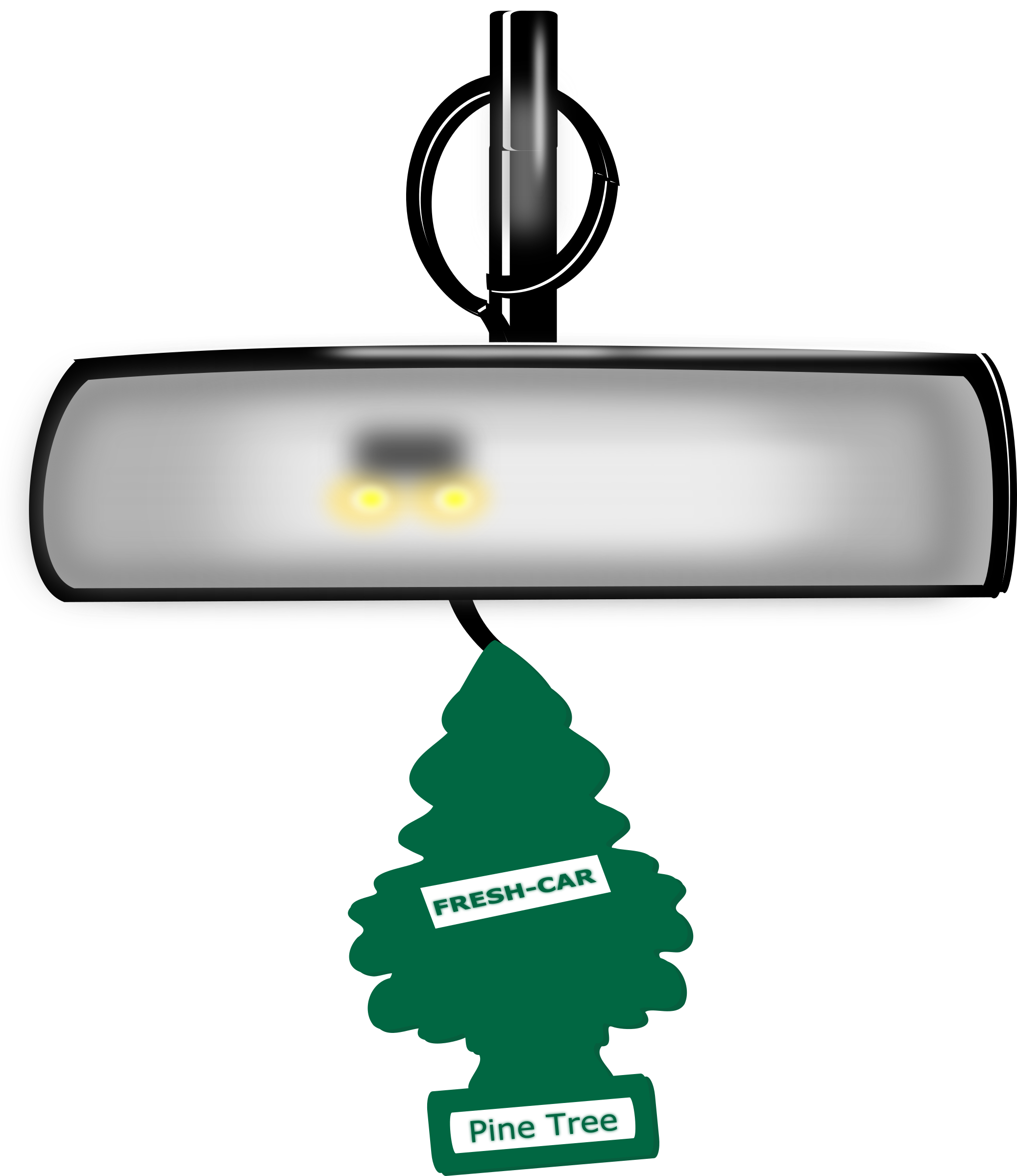 Clipart big image. Car air freshener png banner black and white library