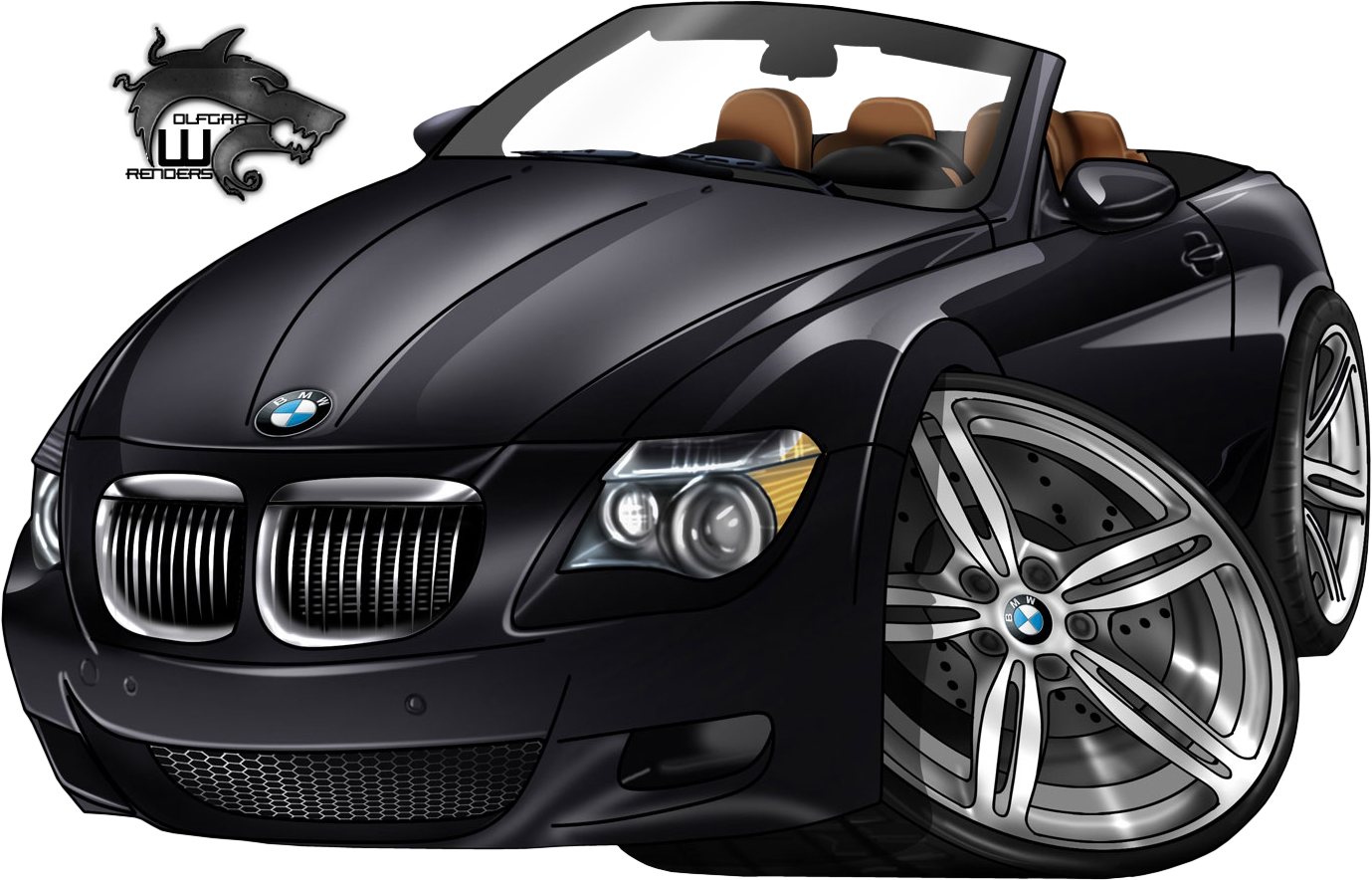 Car cartoon png. Home bmw pictures free