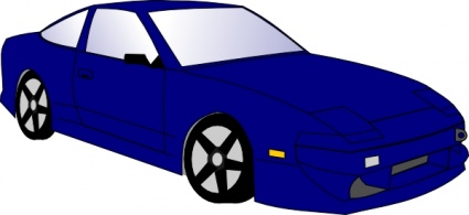 Sports Car Clipart at GetDrawings