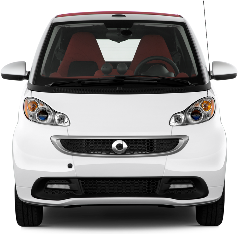 Car front png. Download hd smart fortwo