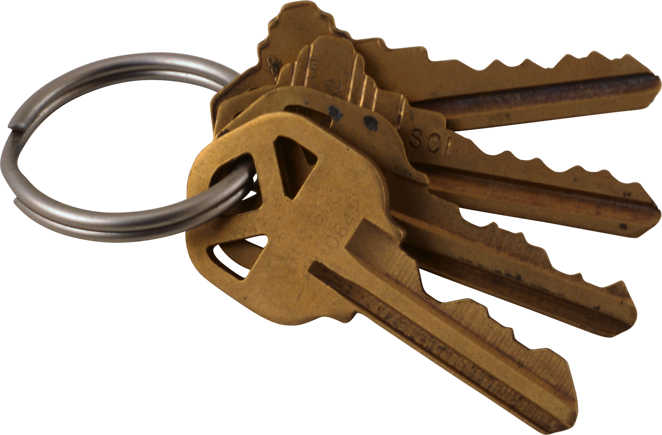 set of keys png