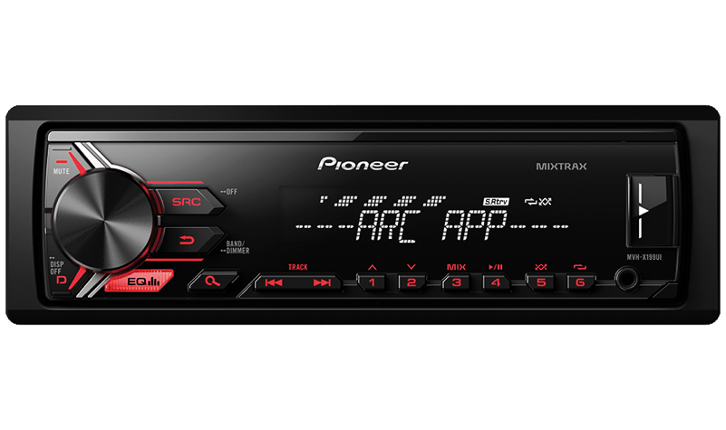 car radio png