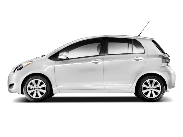 Car side view png. Toyota image free