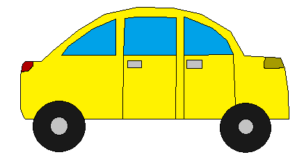 Car sprite png. Image yellow trans leon