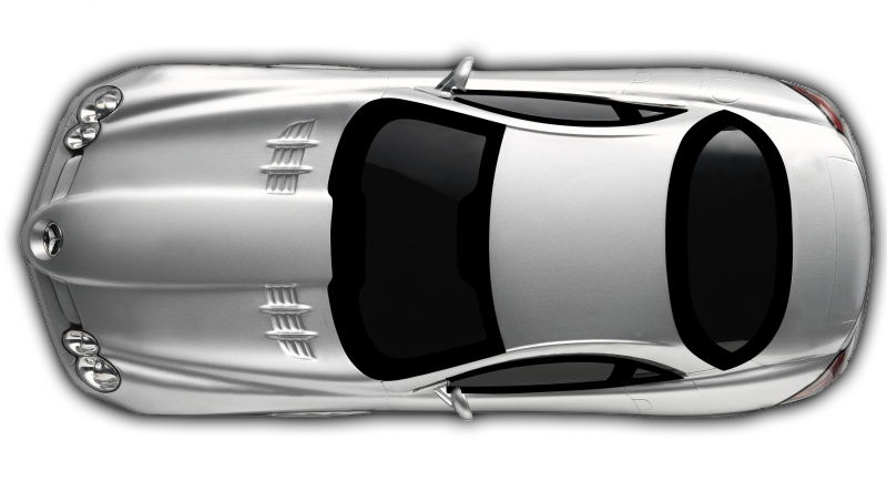 Car top view png. Transparent images pluspng mercedes