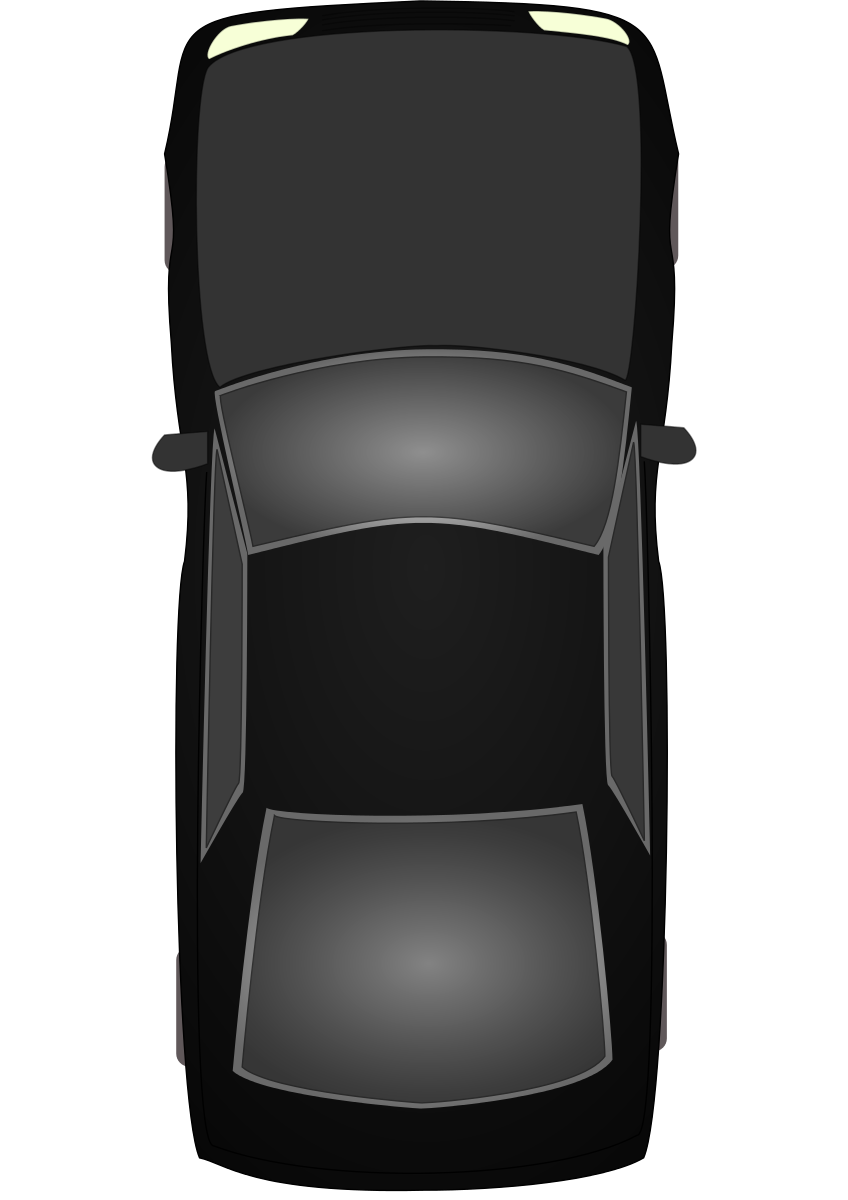 Car top view png. Icons vector free and