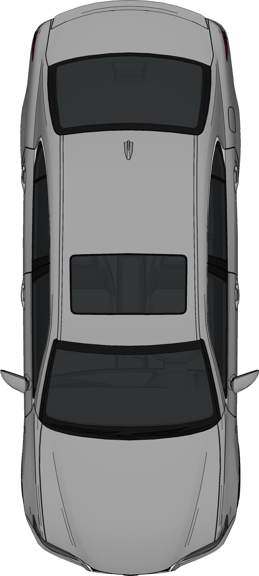 Car top view png. Clip art bed transprent