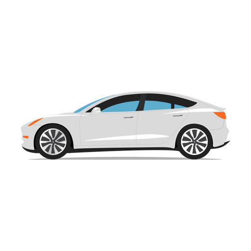 tesla vector svg