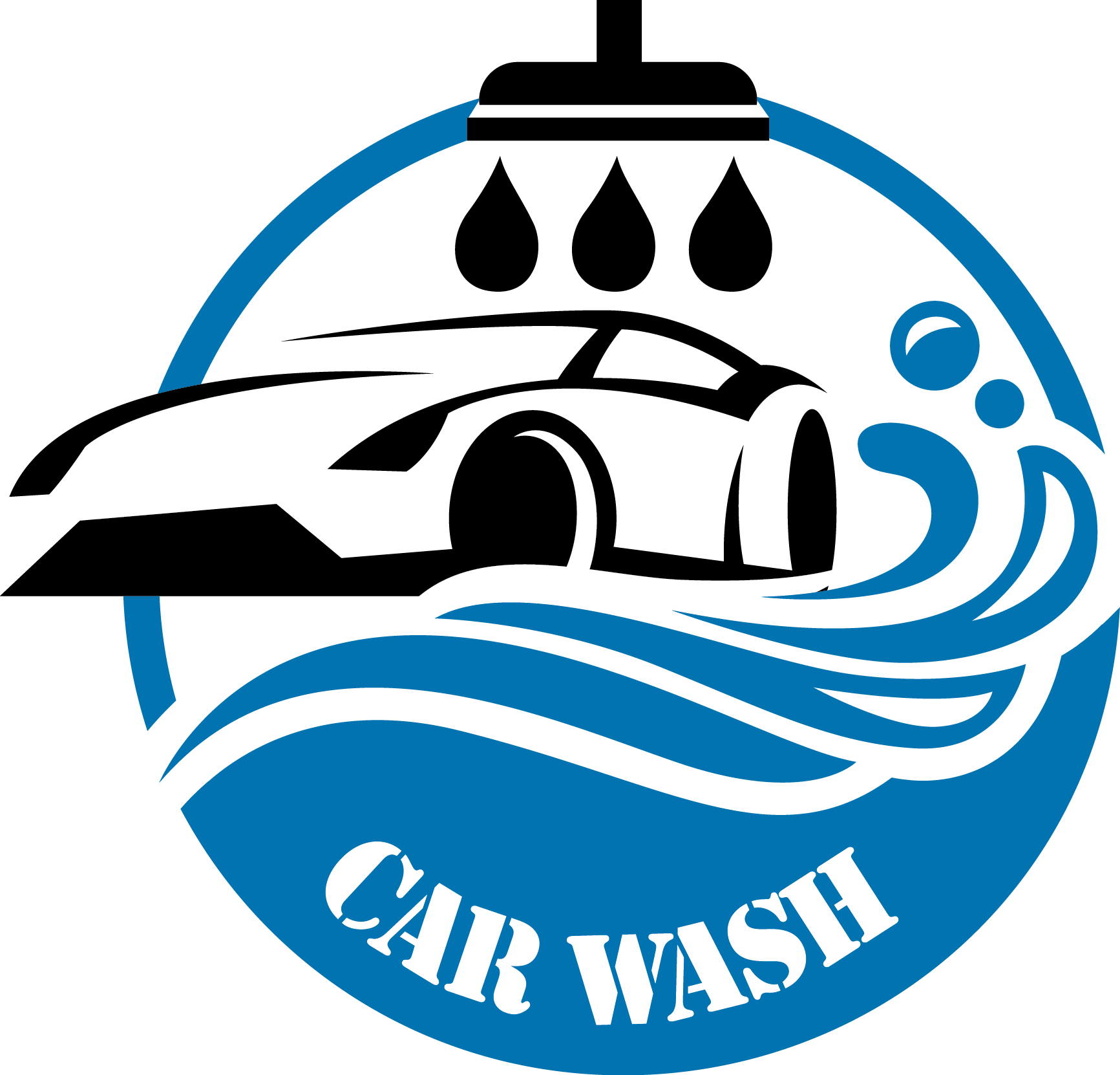car wash logo png