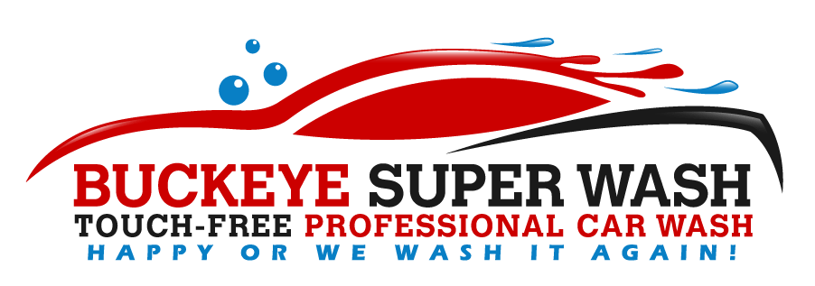 Car wash logo png. Buckeye super medina s