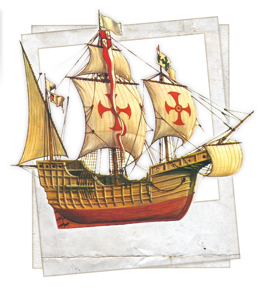 Caravel drawing ship european. Inventions most