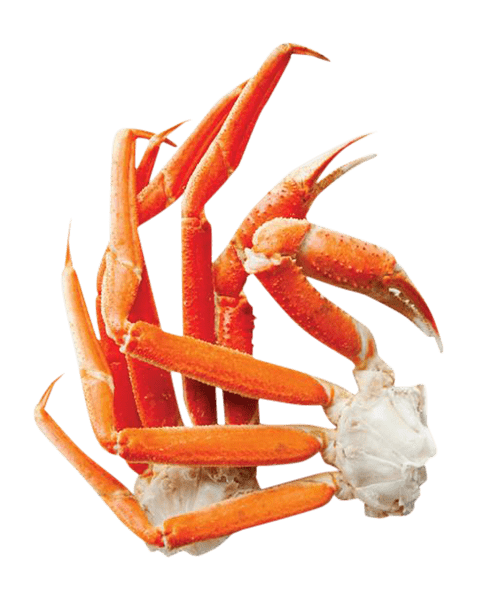 Carb legs png. Snow crab opilio supreme