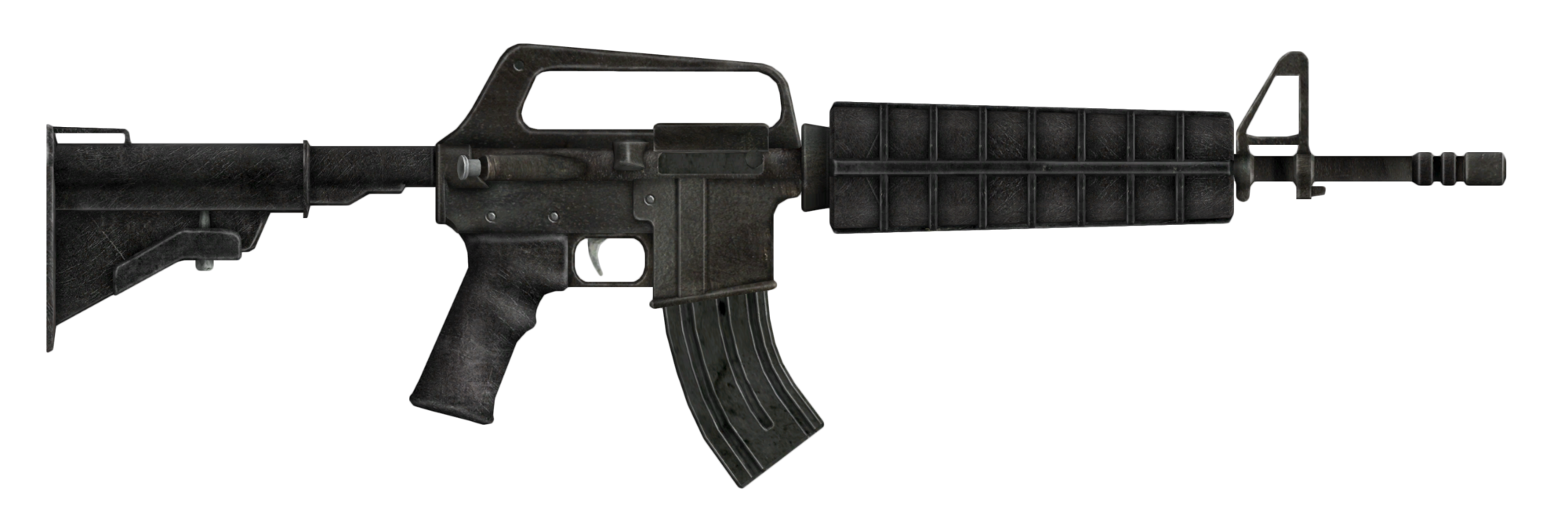 Carbine clip metal. Assault extended magazines fallout