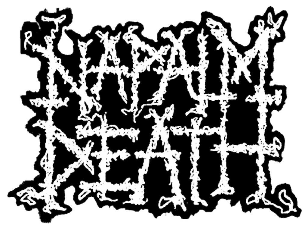 Carcass band logo png. Soundworks touring napalm death