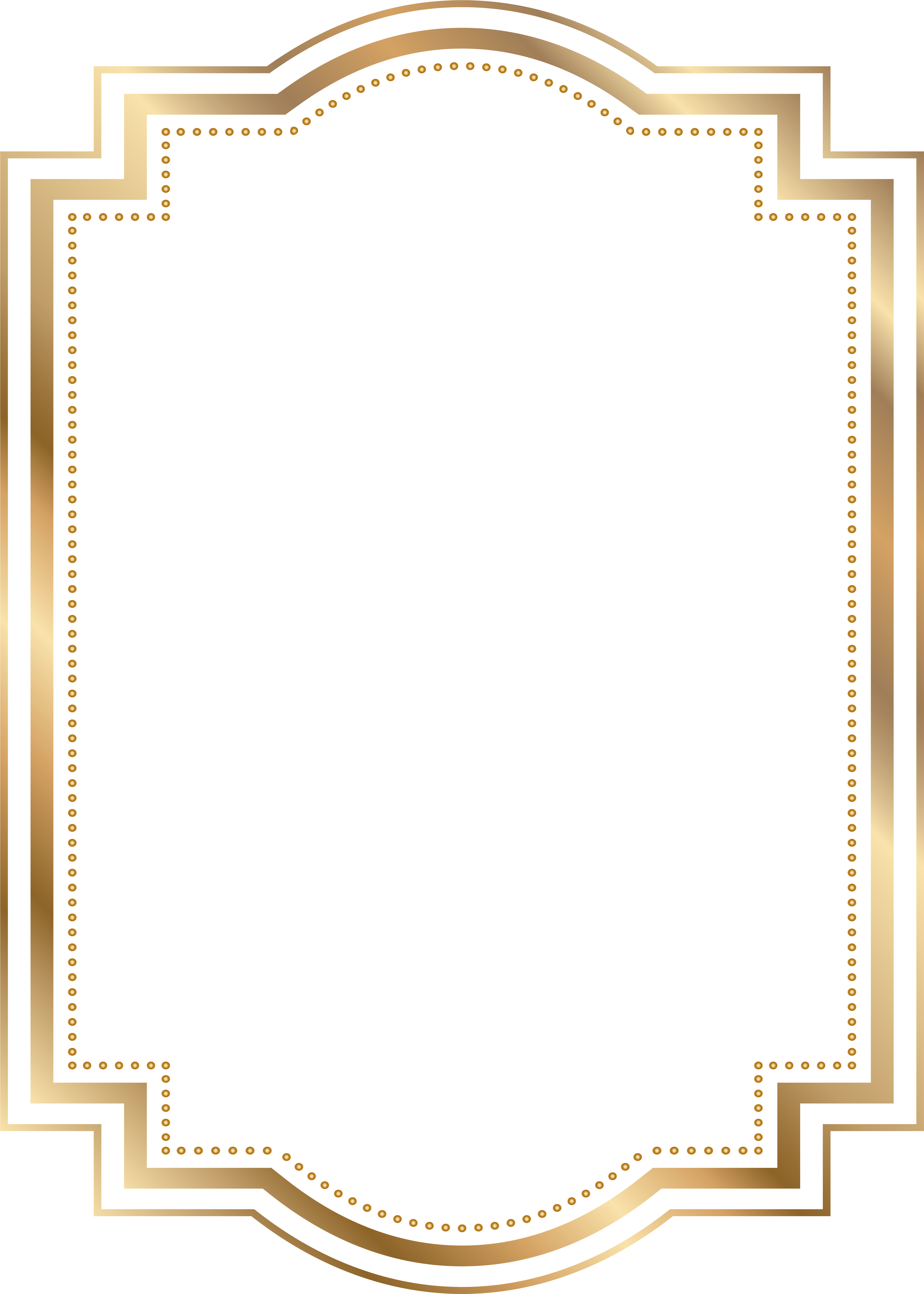Card borders png. Download hd gold and