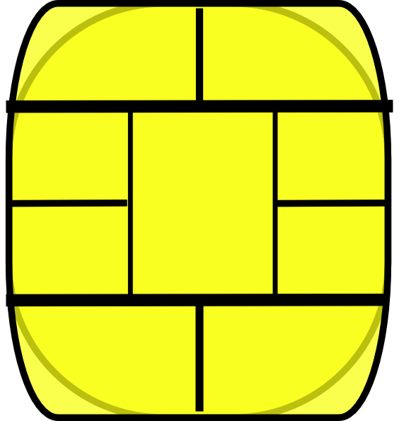 card chip png