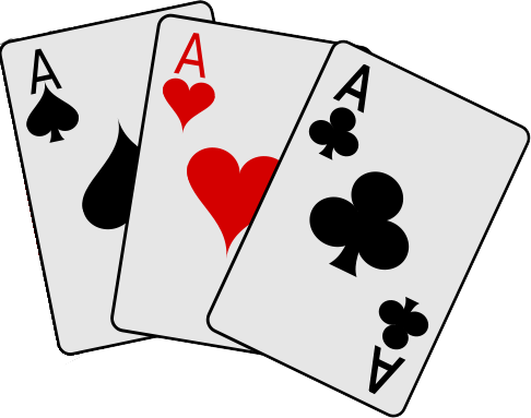 Card clipart. Playing cards clip art