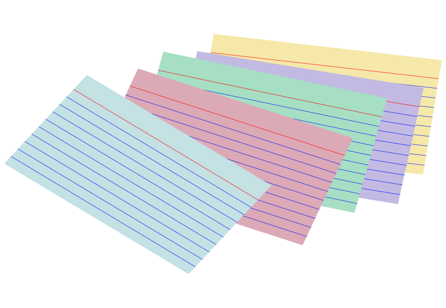 Note card png. Free index cliparts download