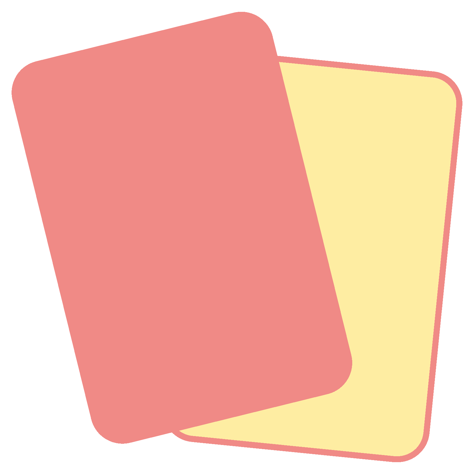 Card images png. Red icon free download