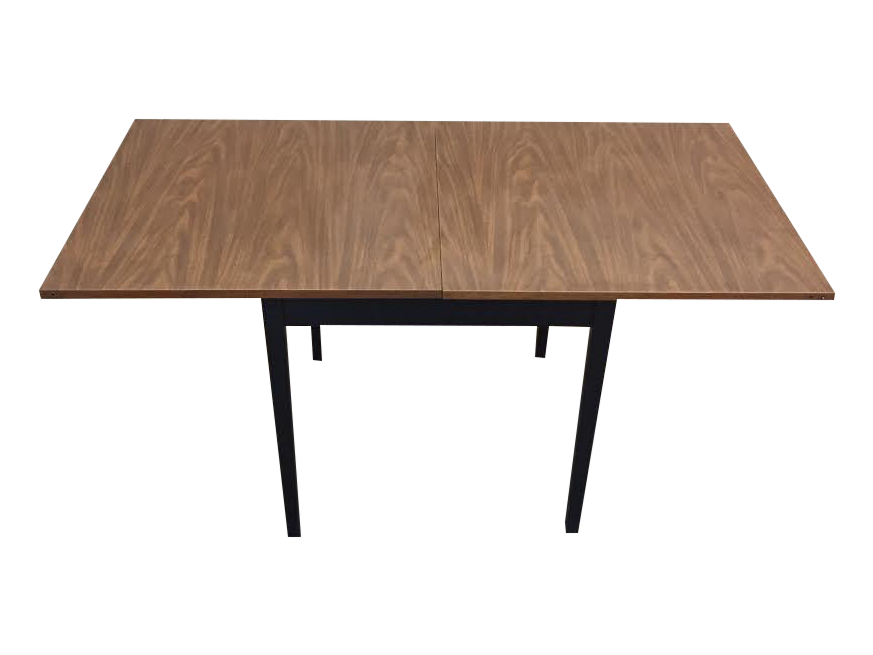 Card table png. Mid century modern folding