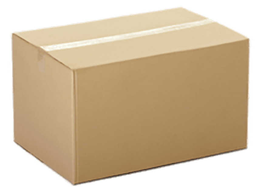 Cardboard boxes png. Closed box free images