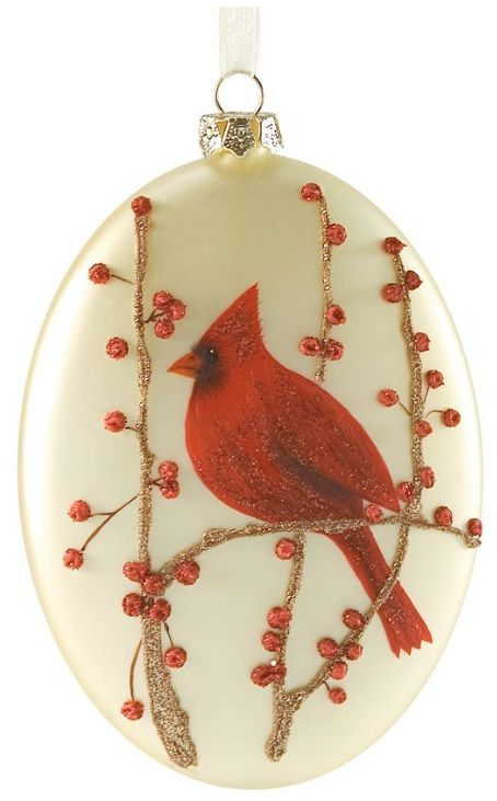 Christmas Cardinals Clipart.Cardinal Ornaments Transparent Png Clipart Free Download Ywd