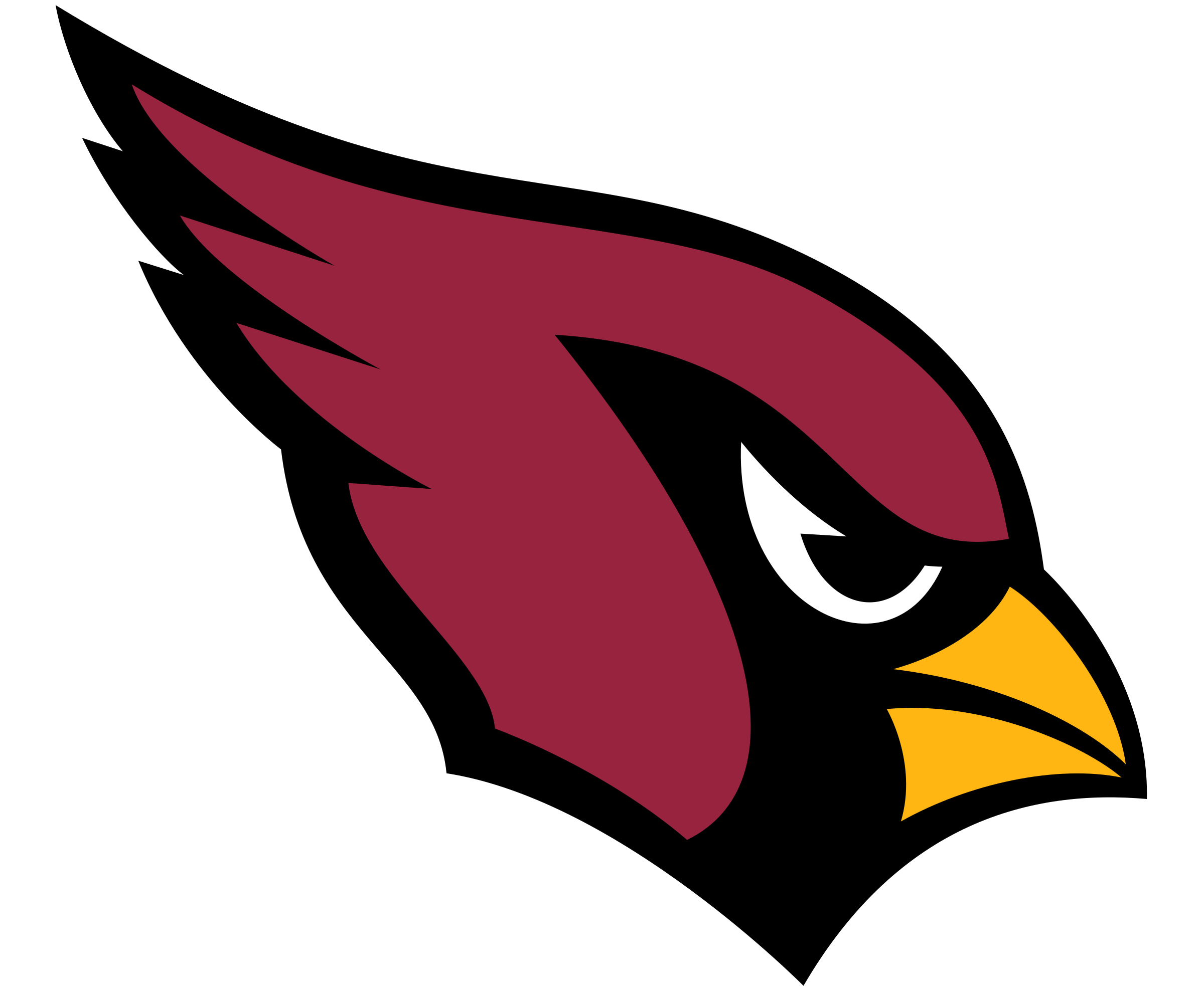 Cardinals logo png. Arizona transparent svg vector