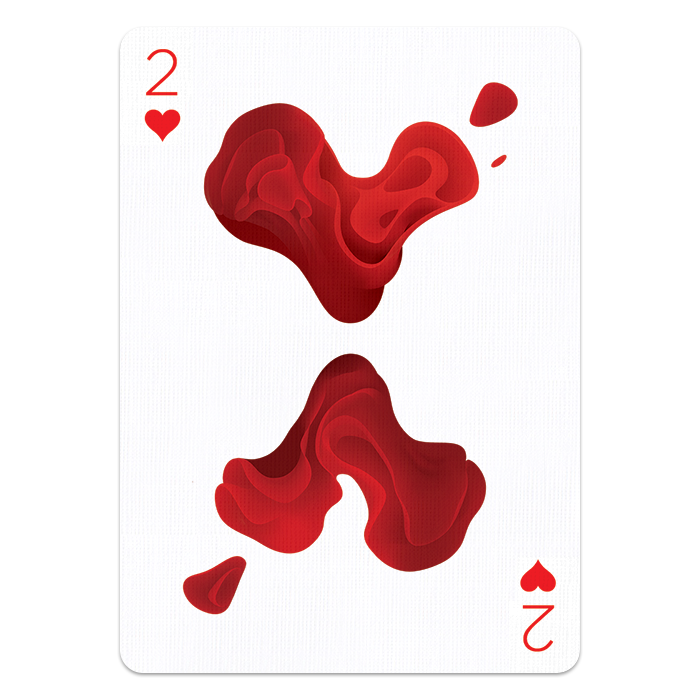 Cards 2 of hearts png. Famous designers and