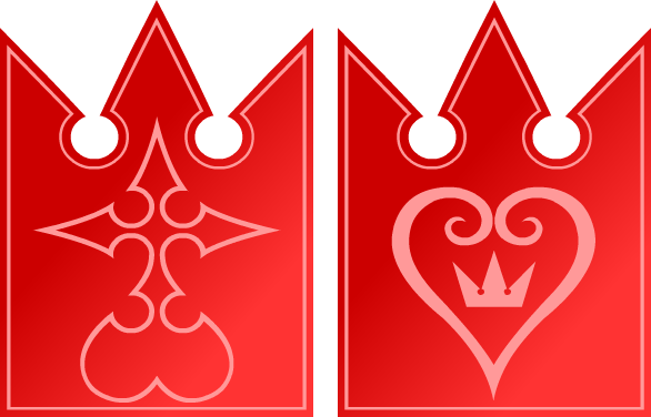 Cards 2 of hearts png. Chain memories card v