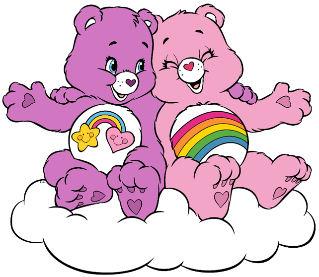 Care bear png. Bears and cousins clip