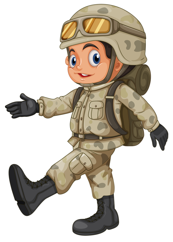 Drawing caracatures military. Png careers clip