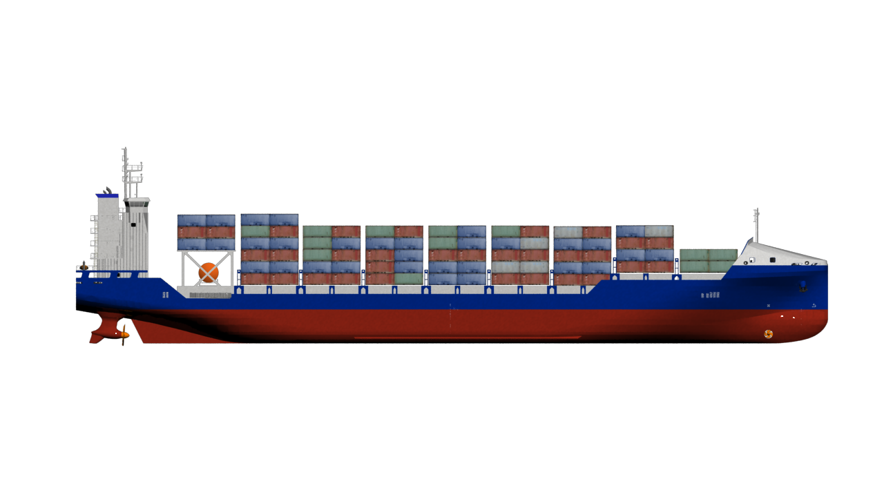Cargo ship png