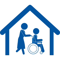 Caring clipart old age care. Fairview village warragul gippsland