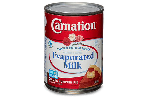 Carnation milk png. Evaporated smucker foodservice canada