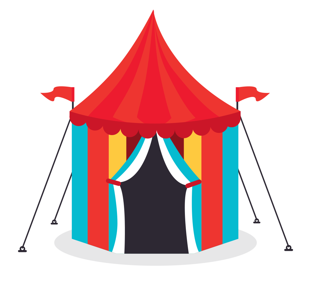 carnival tent png