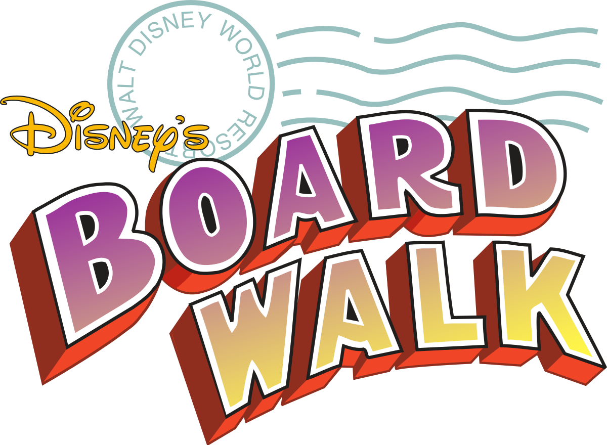 Carnival clipart boardwalk. Disney s resort wikipedia