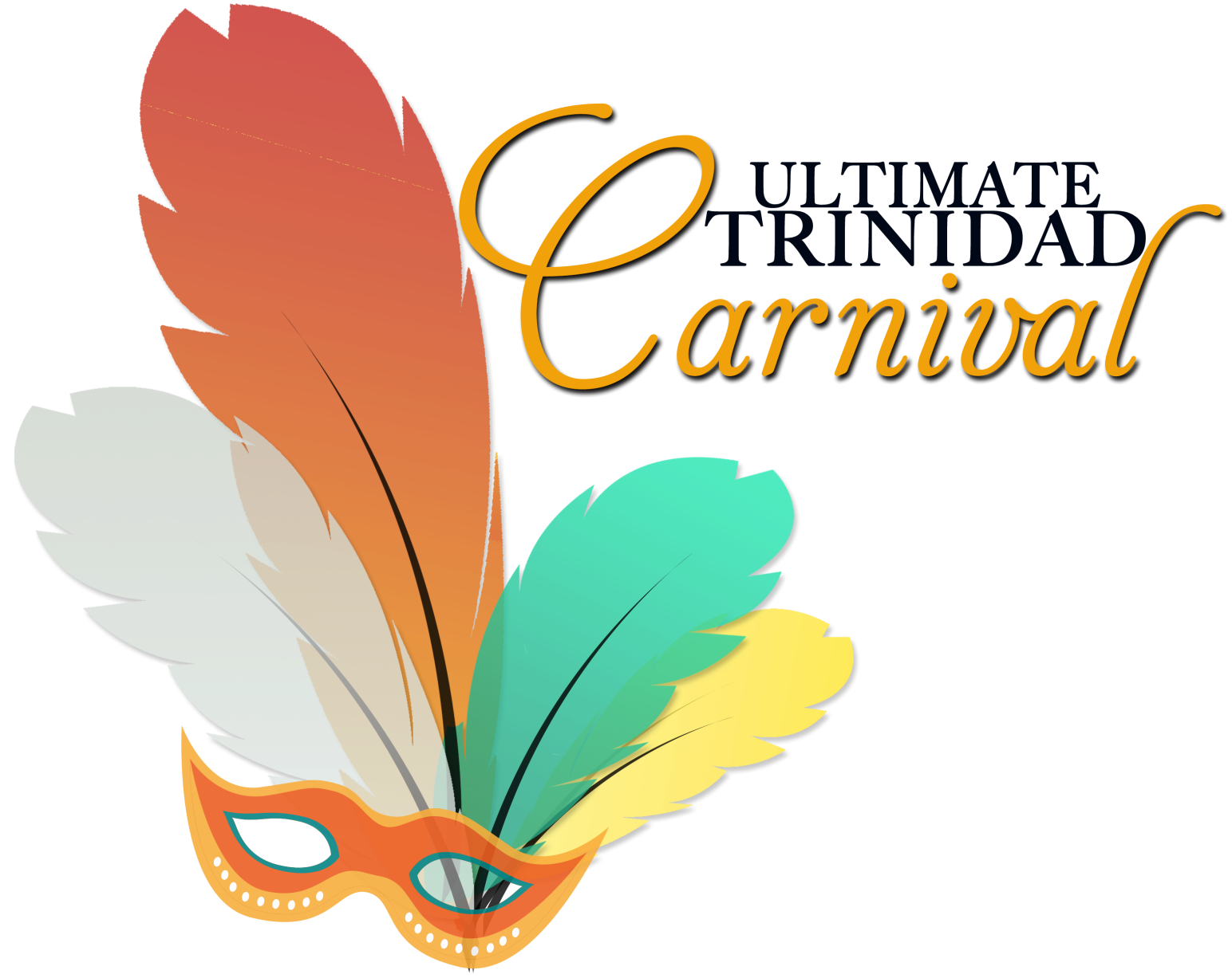 Carnival clipart sign carnival. Ultimate trinidad made for
