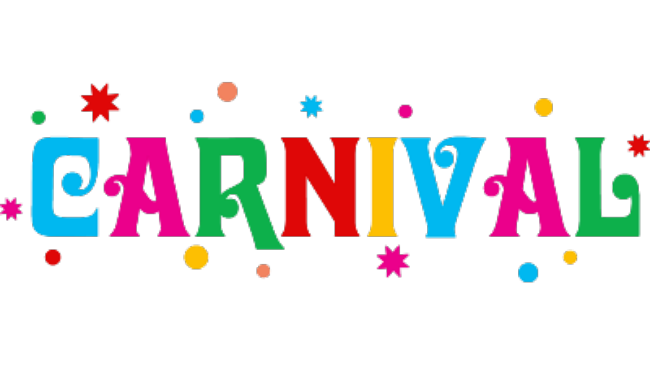 Carnival transparent welcome. Png clipart vector psd