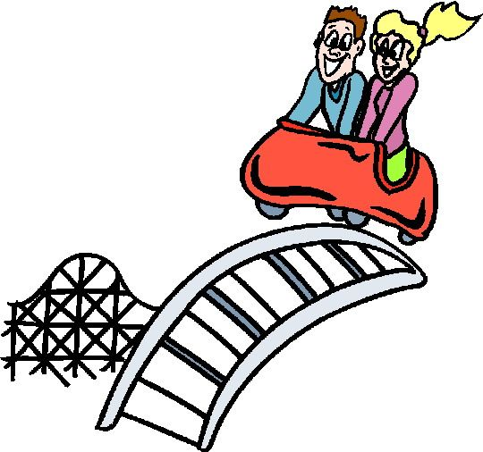 Carnival clipart roller coaster. Couples ride let s
