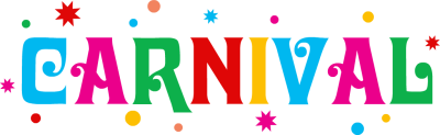Carnival transparent spring. Clipart clipartaz free collection