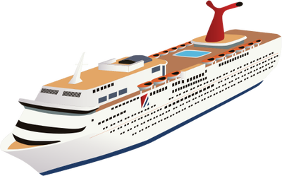 Cruise drawing marine ship. Free icon png download