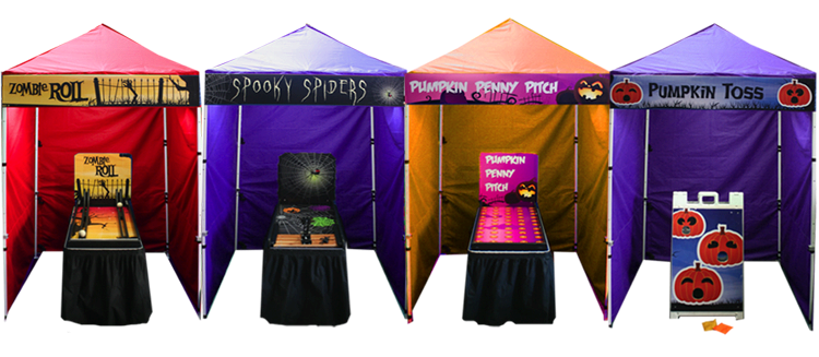 Carnival games png. Halloween themed game temecula
