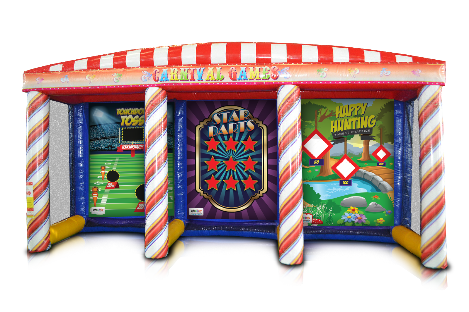 Carnival games png. In midway rental