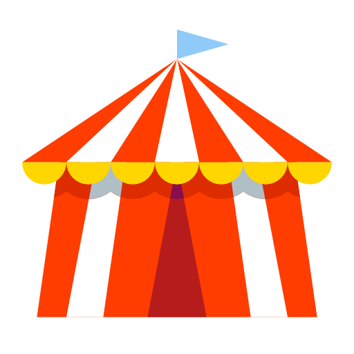 Fair clipart fair tent. Images of circus png