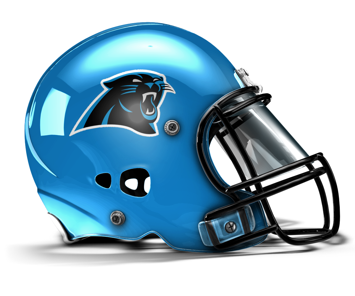 Carolina panthers helmet png. Logo new leaked from
