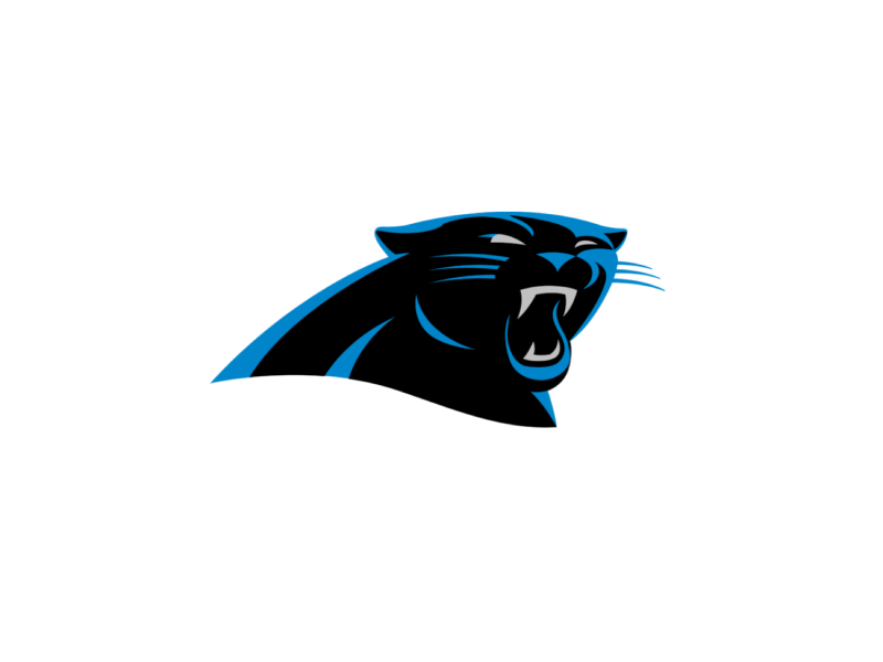 Carolina panthers logo png. Wireless led laser